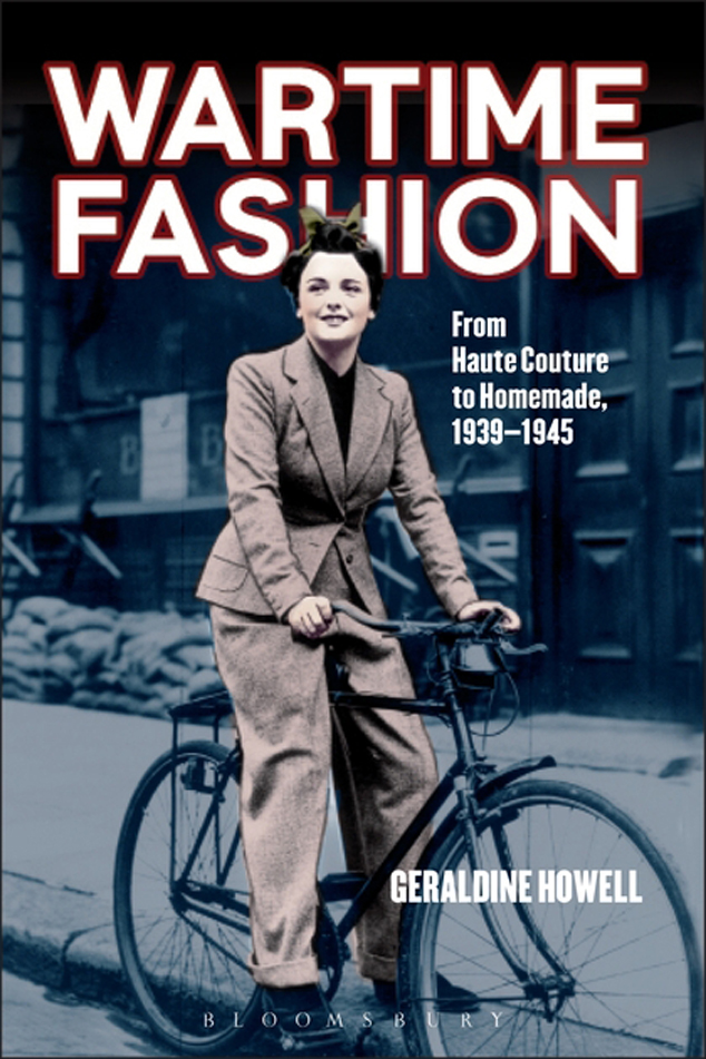 cover Wartime Fashion