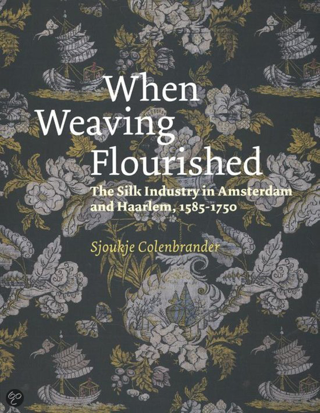 cover When Weaving Florished