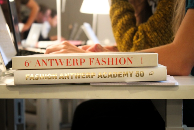 Last September, MoMu organised its own fashion edit-a-thon where participants wrote about Antwerp fashion. Photo: Christin and Monica Ho, Creative Commons Attribution Share-Alike 3.0.
