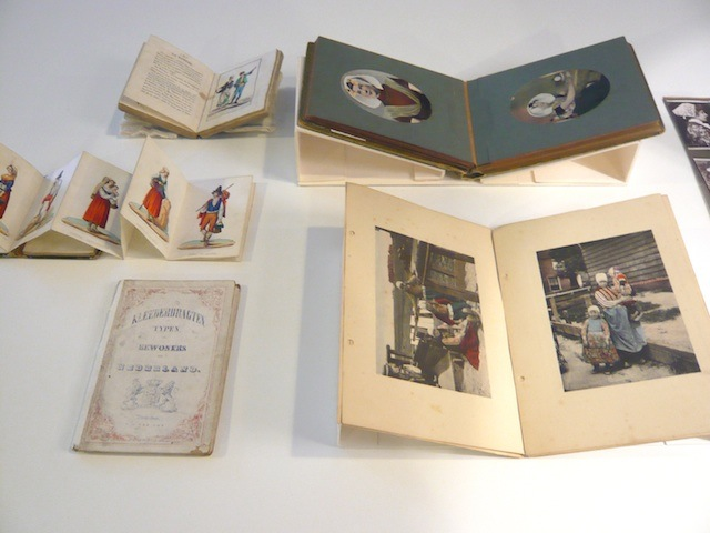 Items from the Wiebe Stodel ethnical collection at the MoMu Library, Photo: Suzan Rylant