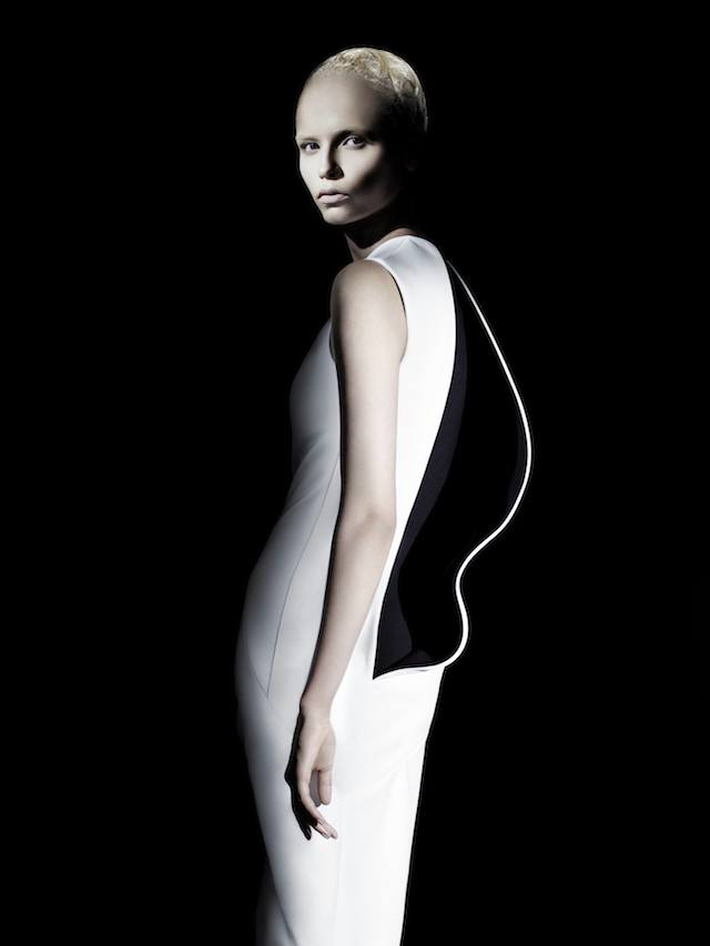 Jil Sander by Raf Simons A/W 2009-2010, Photo: Willy Vanderperre