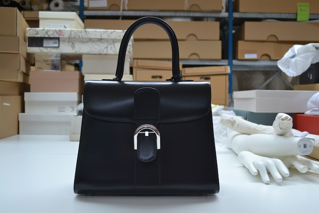A donation from the Belgian leather good's house Delvaux to the MoMu Collection, Photo: MoMu