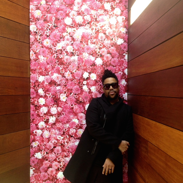 Felix Da Housecat at Dries Van Noten Inspirations MoMu Antwerp